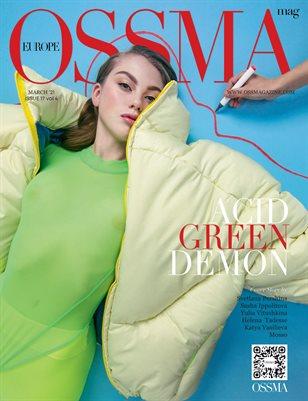 OSSMA Magazine EUROPE ISSUE17, vol4