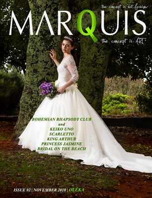 Marquis issue 2 Nov 2018