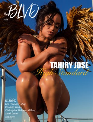 The Boulevard Magazine Vol. 6 ft. Tahiry Jose
