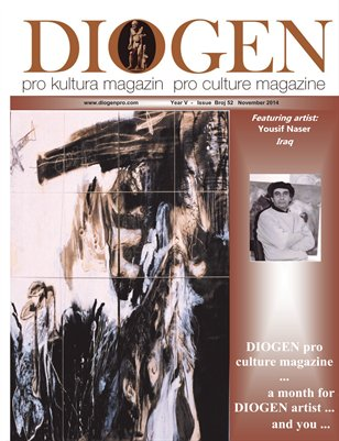 DIOGEN pro art magazine No 52_November 2014