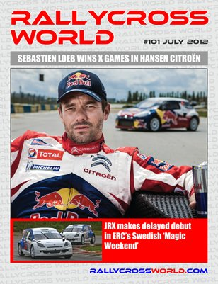 Rallycross World #101, July 2012