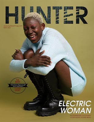 The HUNTER Magazine issue May 2021 vol.6