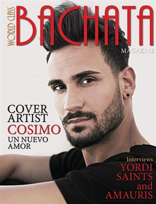 World Class Bachata Magazine with Cosimo