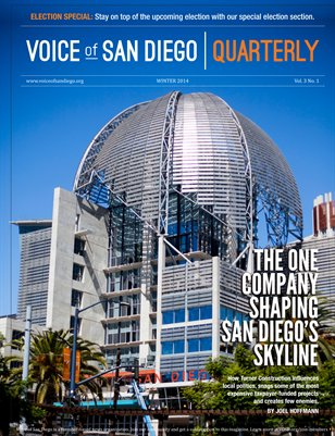 Voice of San Diego | Quarterly Vol.3 No.1