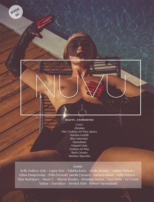 Nuvu Magazine Volume 55 Featuring Vika