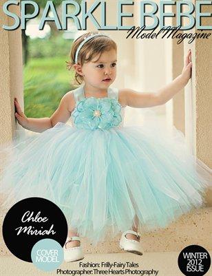 Sparkle Bebe Model Magazine Winter Issue #5