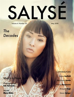 SALYSÉ Magazine | Vol 4 : No 39 | May 2018