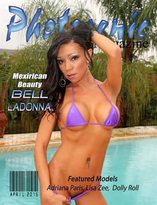 Photogenic Magazine featuring Bella Donna
