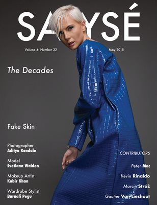 SALYSÉ Magazine | Vol 4 : No 32 | May 2018