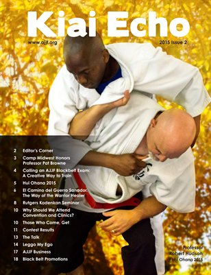 Kiai Echo 2015 Issue 2