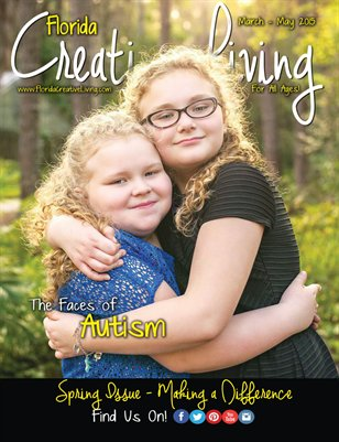 Florida Creative Living Magazine - Issue #18