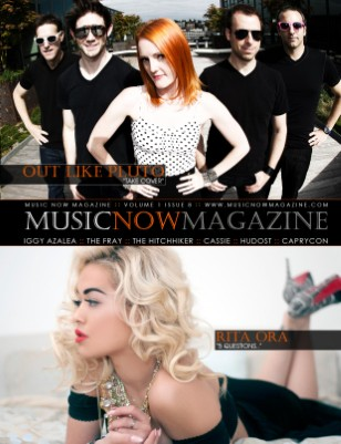 Music Now Magazine Digital Issue 8