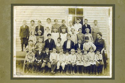 Lodgeton School, Fulton County, Kentucky