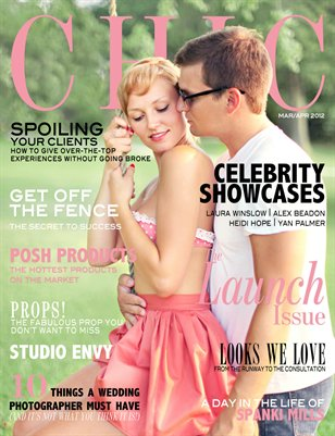 CHIC Magazine | Launch issue {Spring 2012}