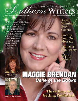 Southern Writers Magazine - November / December 2013