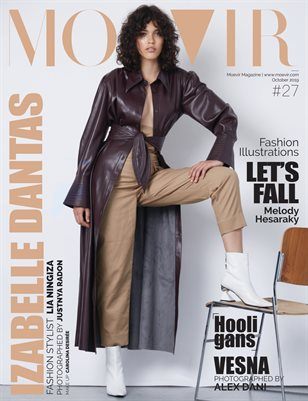 Moevir Magazine Issue October 2019 vol.27 No.2