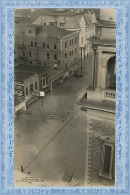 1937 Paducah, McCracken County, Kentucky Flood Collection9