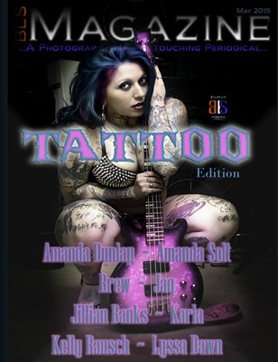 BLS—Tattoo Edition—Jillian Banks
