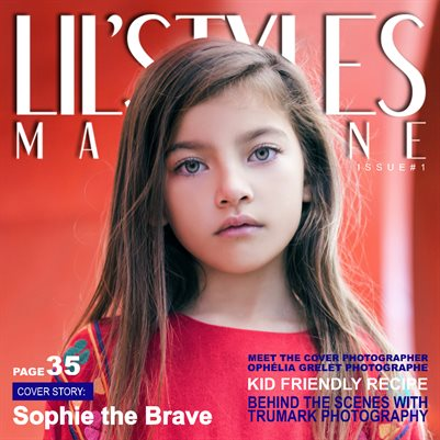 Lil Styles Magazine Issue#01