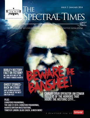 The Spectral Times : January Issue 2014