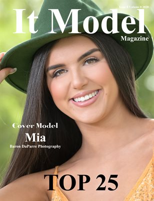 It Model magazine Issue 8 Volume 8 2020 AUGUST TOP 25
