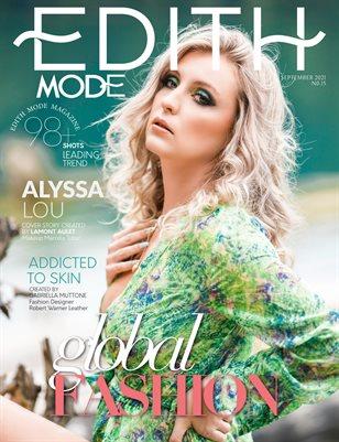 Edith Mode, September Fashion, 2021