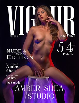 NUDE & Boudoir Edition Issue 4