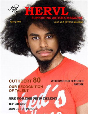 HervL Supporting Artistes Magazine