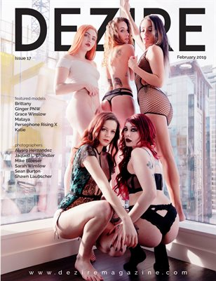 DEZIRE Magazine | Issue 17