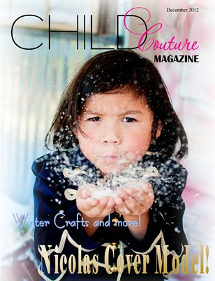 Child Couture Winter 2012 Issue