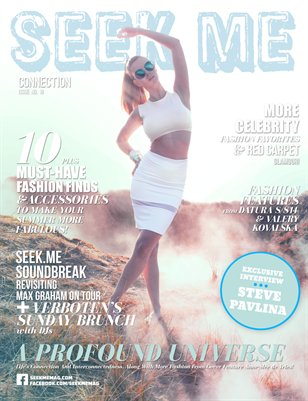 Seek.me Magazine Issue SIXTEEN