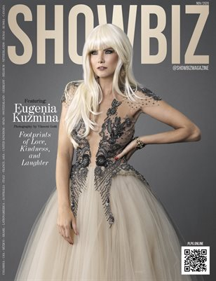 SHOWBIZ Magazine - EUGENIA KUZMINA - Nov/2020 - Issue 27