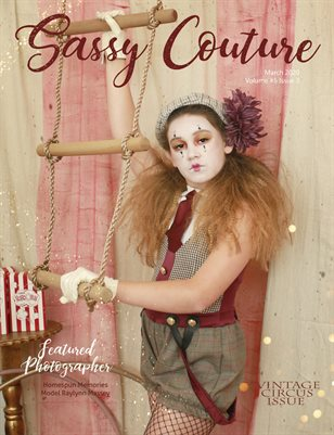 Sassy Couture March Issue