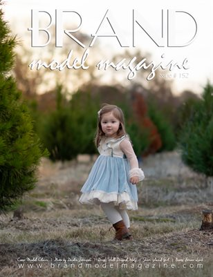 Brand Model Magazine  Issue # 152