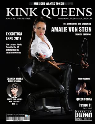 KINK QUEENS MAGAZINE | ISSUE 11 | FALL 2017