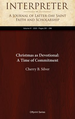 Christmas as Devotional: A Time of Commitment