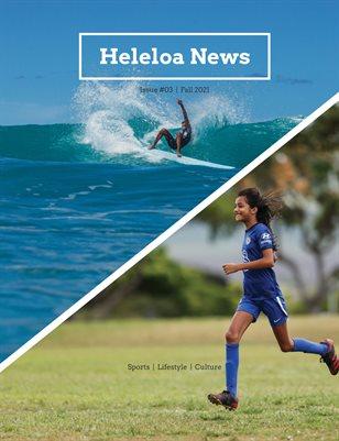 HELELOA NEWS Issue 3: Fall21
