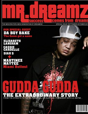 MR DREAMZ MAGAZINE Gudda Gudda issue
