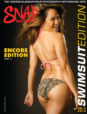 Snap Matter - 2012 Swimsuit Edition VOL6