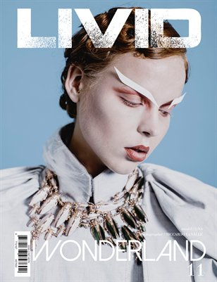 Wonderland issue - FANTASY MADE CHIC +