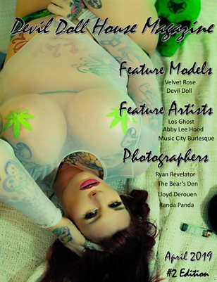Devil Doll House Magazine 420
