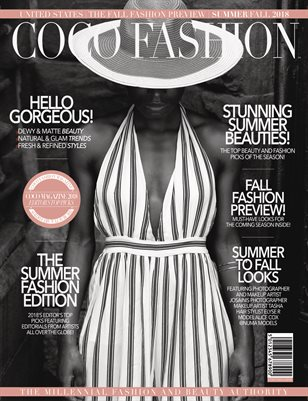 COCO Fashion Magazine - The Fall Fashion Preview - Vol. 2