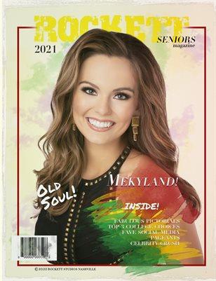 Rockett Studios Nashville - Seniors Mag Issue 1