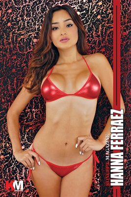 Hanna Ferraez Poster 2