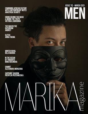 MARIKA MAGAZINE MEN (ISSUE 712 - MARCH)