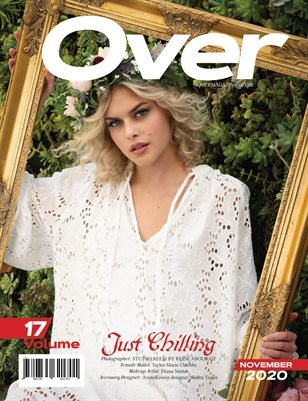 NOVEMBER 2020 Issue (Vol – 17) | OVER Magazines