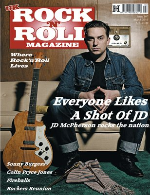 UK ROCK'N'ROLL MAGAZINE
