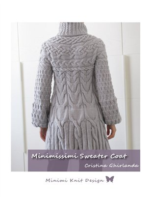 Minimissimi Sweater Coat