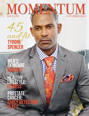 Momentum Mag 4 Page - Tyrone Spencer