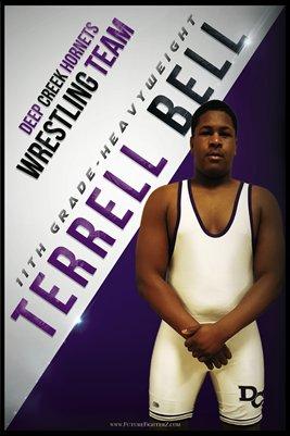 Terrell Bell DC #1 Poster